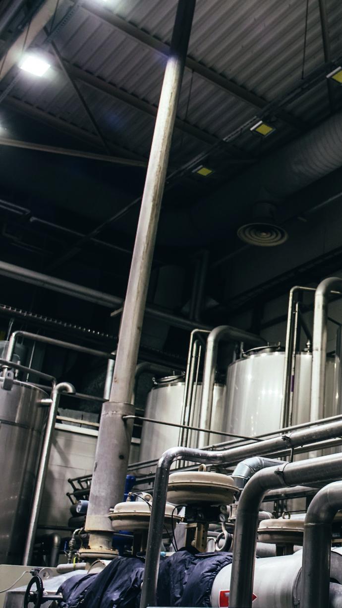 BUHLMANN, Industrie Technik, Brauerei, Lebensmittelindustrie, Srahlrohre